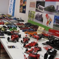 Diecast model car shows offer a world of temptation to unfocused collectors